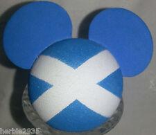 SCOTLAND 2003 Soccer World Cup Disney Mickey Antenna Topper - SUPER RARE!!!