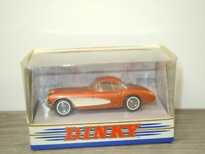 1956 Chevrolet Corvette - Matchbox Dinky DY DY-23 - 1:43 in Box *53103