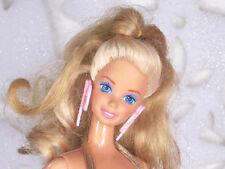 Vtg Animal Lovin Barbie Doll Mattel 1988 Loving w Original Outfit Skirt Top 1350