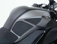 R&G Tank Traction Grips for Yamaha YZF-R125 2008- *BLACK*
