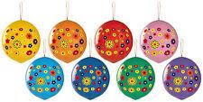 Fleur Ballons italien d'impression haute qualité Assorted Designs