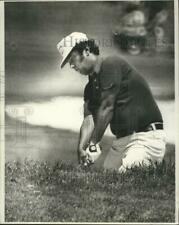 1978 Press Photo Golfer Homero Blancas at New Orleans Open - nos05672