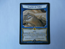Carte L5R Toucher de l'Infini Words and Deeds rare  !!!