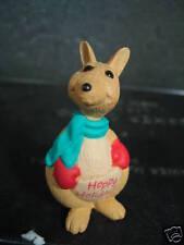 Hallmark Merry Miniatures 1990 Kangaroo Qfm1653