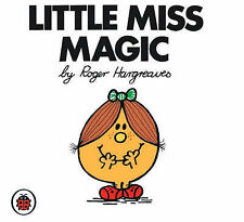 NEW Little Miss Magic by Roger Hargreaves (Paperback, 2007)