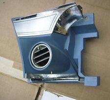 1966 Cadillac Fleetwood Br. Dr. Side Dash Piece Blue w/ Vent + Trim