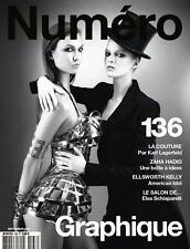 NUMERO #136 DARIA STROKOUS Karlie Kloss LILY DONALDSON Edie Campbell JULIA NOBIS