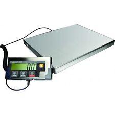 Balance 150kg 0,1kg plate-forme industrielle pèse colis plateau en inox JShip332