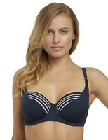Fantasie San Juan Underwired Balcony Bikini Top 5816 5818 Multi UK 32E