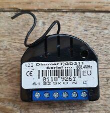 Fibaro FGD211 Z-Wave Dimmer Insert Module