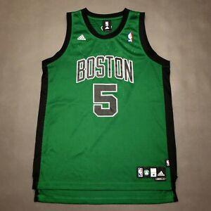 100% Authentic Kevin Garnett Adidas Celtics Swingman Jersey Size M Mens
