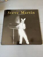 "Steve Martin ""A Wild And Crazy Guy"" Comedy Vinyl LP + Insert"