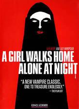 A Girl Walks Home Alone at Night (DVD, 2015) (dv5532)