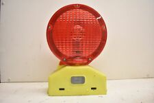 Empco Lite Barricadeconstruction Caution Safety Light Red Y2k X410a