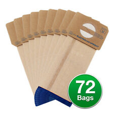 Replacement Vacuum Bag for Electrolux Type U (6-Pack)