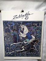 Zu Ming Ho - Art Gallery Print Poster 32x 26