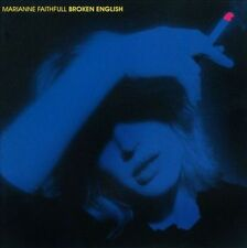 Broken English by Marianne Faithfull (CD, Jan-2013, Universal)
