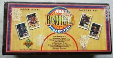 NBA Basketball Upper Deck 1991-92 Trading Card Box Factory Set 500 Cards!!