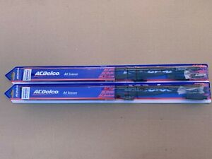 VS STATESMAN CAPRICE HSV GRANGE FRONT WIPER BLADE LH & RH PAIR GENUINE GM NEW