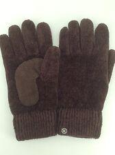 Women's ISOTONER Brand Soft Brown Winter Gloves - 1 Size - $32 MSRP - 25%