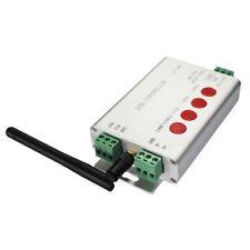 WiFi LED app píxeles SD Card controlador DMX 512 apa102 ws2812b ws2811 ws2801 Strip