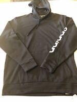Nwt Mens Adidas Black/White Hoodie/Pullover/Sweatshirt XL