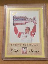 2011-12 Panini Elite Series fathers day #5 Steve Yzerman Detroit Red Wings 1//5