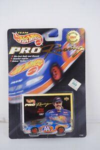 HOT WHEELS PRO RACING NASCAR #44 KYLE PETTY 1997 COLLECTOR 1ST EDITION NASCAR