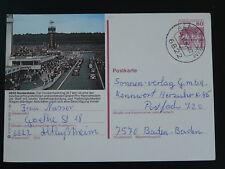 car race Formula 1 postal stationery card germany 78275