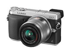 Panasonic DMC-GX7KEG-S LUMIX G Kamera inkl. Objektiv 14-42mm - DMC GX 7 - #2230