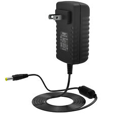 HQRP AC Power Adapter for Roland RD-300GX RD-300SX RS-5 TR-626 MC-202 SH-101