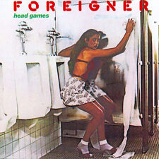 Foreigner Head Games LP Picture Disc Vinyl 2017