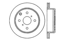 Disc Brake Rotor-R-Line Front Raybestos 96042R fits 86-88 Toyota Cressida
