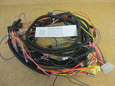 Farmall 756 Diesel - 4 Wiring Harnesses Included - Front, Rear, LH & RH Panels