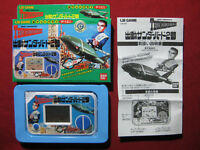 Bandai Thunderbirds LSI Hand Held Game Electronic Gerry Anderson Watch 1992