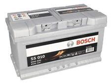 BOSCH S5 010 TYPE 110 / 115 Car Battery 12V 85AH 800A - VW AUDI BMW VOLVO FORD