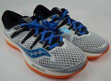 Saucony Triumph ISO 5 Size US 9 M (D) EU 42.5 Men's Running Shoes White S20462-3