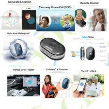 Mini GPS Tracker Tracking System Car Vehicle Hidden Small Pet Child Tracker Q60