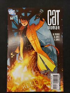 Catwoman #71 Will Pfeifer Adam Hughes Cover AH!  DC Comics 2007