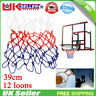 39cm Basketball Ring Hoop Net Full Size Wall Mounted Outdoor Indoor Hanging