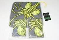 Alien Facehugger Washcloth - SET OF 2 - Loot Crate Facehugger Towel BRAND NEW