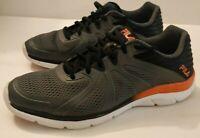 FILA Men's Memory Fraction 3 Shoes MC7 Castlerock/Black 1RM00548-054 Size 10.5