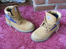 Limited Womens Ladies Girls Timberland Leather Ankle Boots UK 3.5 1/2 EU 36 US 4