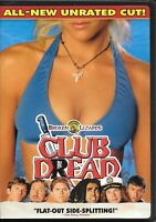 Club Dread (DVD) All-New Unrated Cut!