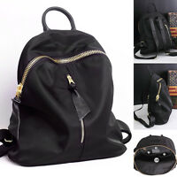 Women's Water Resistant Nylon Backpack Rucksack Daypack Travel Bag Cute Purse Yj