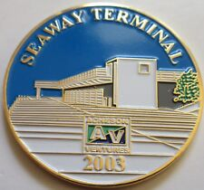 2003 HIGHLANDER PORTHURON SEAWAY TERMINAL TOKEN. UNC. (RJ281)