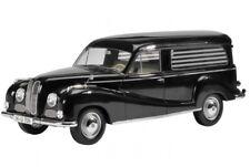 BMW 502 Barockengel Hearse black Schuco Resin Model Car 1/43