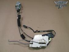 01-05 MAZDA MX-5 MIATA RIGHT DOOR LOCK LATCH ACTUATOR INTERIOR HANDLE SET OEM