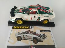 Lancia Stratos Altaya Scalextric