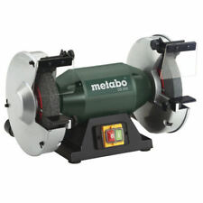 Metabo 619200420 8 in. 4.8 Amp Low-Noise Die-Cast Aluminum Bench Grinder New